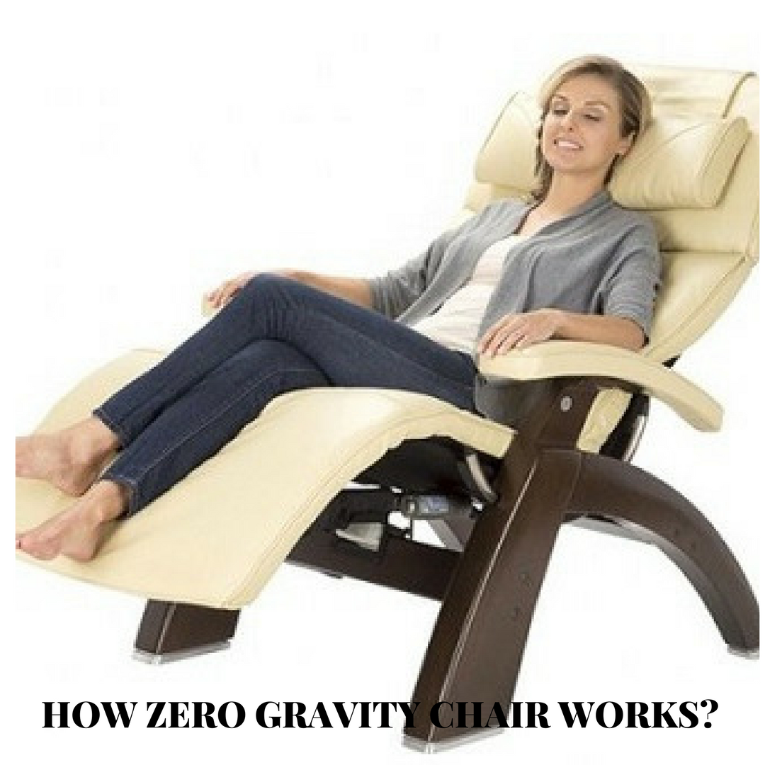 How zero gravity chair work