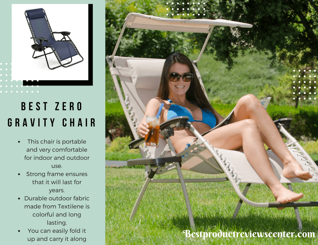 Best Zero Gravity Chairs Reviews Buying Guide 2020