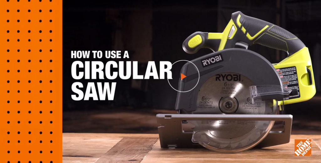 How to Use a Circular Saw Correctly