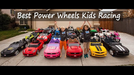 Top 5 Best Power Wheels Reviews And Buying Guide in 2018