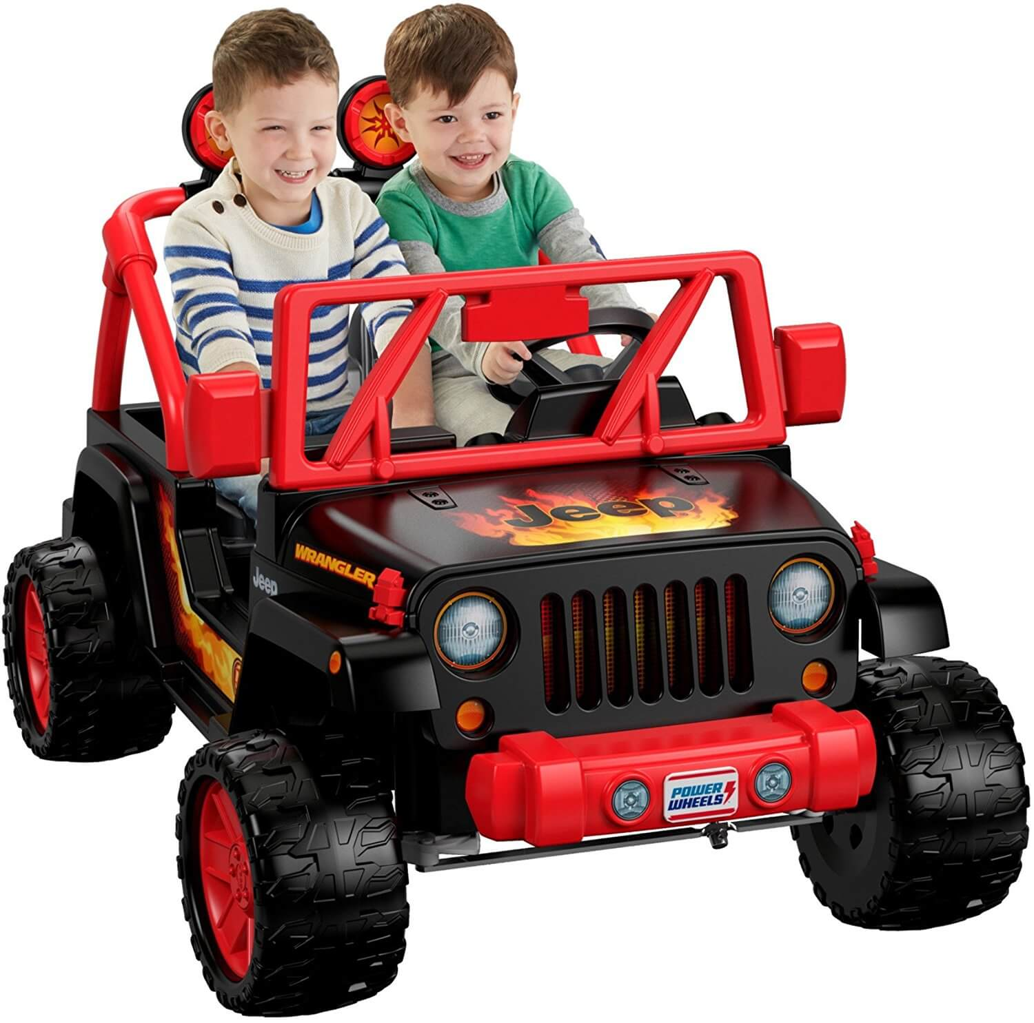 Fisher-Price Power Wheels Tough: lire les avis