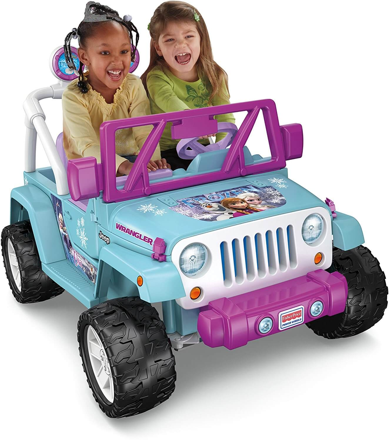 best 2 seater power wheels