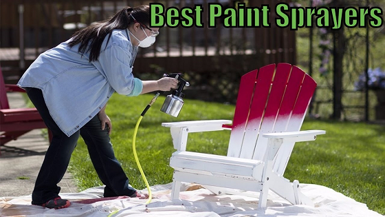 5 Points to consider when choosing a best paint sprayer